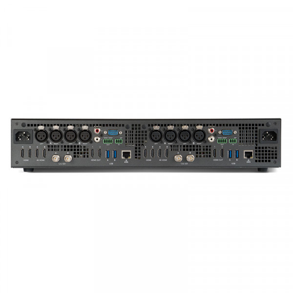 Устройства захвата Epiphan Pearl-2 Rackmount Twin (Full HD)