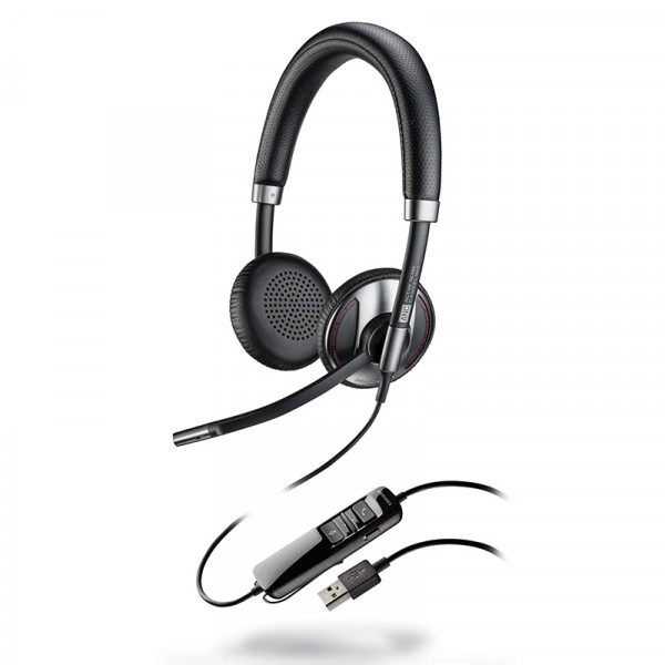 Гарнитура для компьютера Plantronics Blackwire C725M
