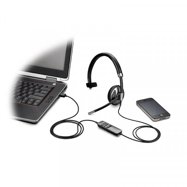 Гарнитура для компьютера Plantronics Blackwire C710