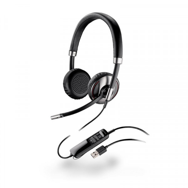 Гарнитура для компьютера Plantronics Blackwire C720M