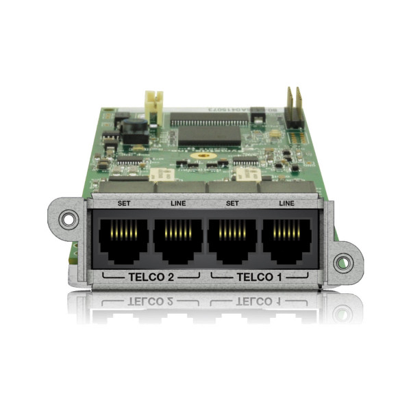 Symetrix 2 Line Analog Telephone Interface Card